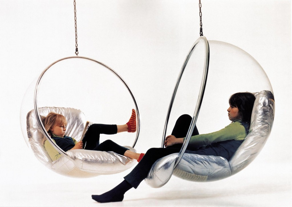 Eero Aarnio-Stolica Bubble