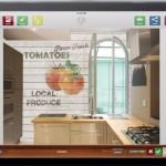 Aplikacija za dizajn zidnih dekoracija