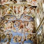 Vatikan zaštitio freske u Sikstinskoj kapeli
