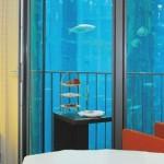 AquaDom: Najveći svjetski akvarijum kao dekoracija hotela