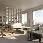 Luksuzni penthouse u prestižnom neboderu