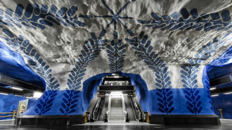 stokholm metro