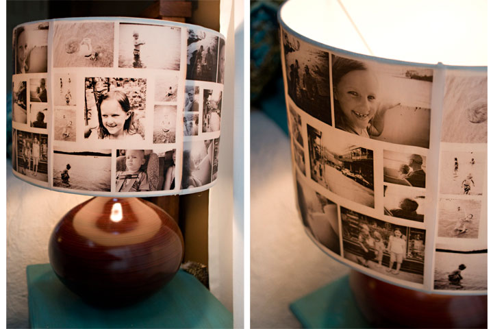 fotografije na lampi abazur fotografije