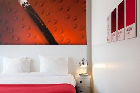 pantone hotel soba