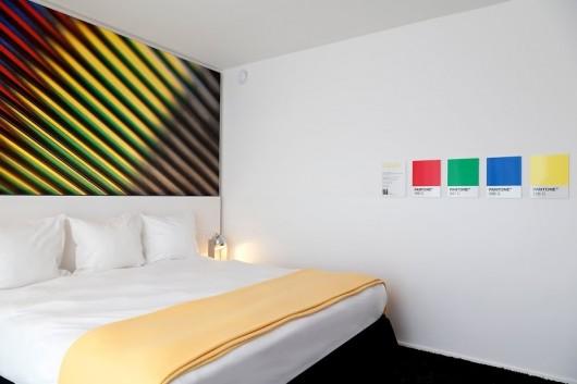 soba u pantone hotelu