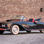 Istorijski Batmobile na prodaju
