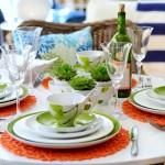 Savjeti za dekoraciju stola