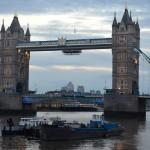 Londonski Tower Bridge dobio prozirni stakleni pod