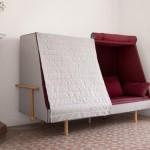 Sofa sa privatnom kabinom