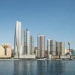 U Sydneyju se grade brojni futuristički objekti