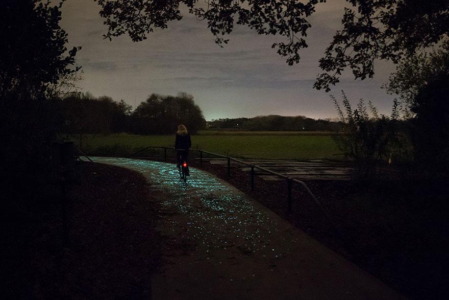 biciklisticka staza zvjezdano nebo