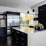 Kuhinje – Crno je moderno