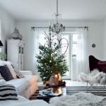 Jednostavni novogodišnji ukrasi za male prostore