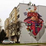 Banjalučki mural među deset najboljih!