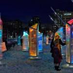 Centar Montreala kao interaktivni kaleidoskop