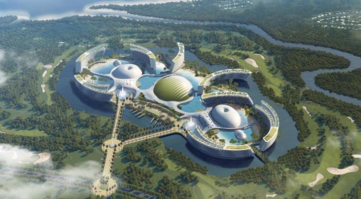 Raj za kockare: Gradi se najveći kazino na svijetu  DOM INFO