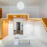Apartman dizajniran posebno za mlade ljude