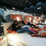 Kino u kojem filmove možete gledati u udobnim krevetima