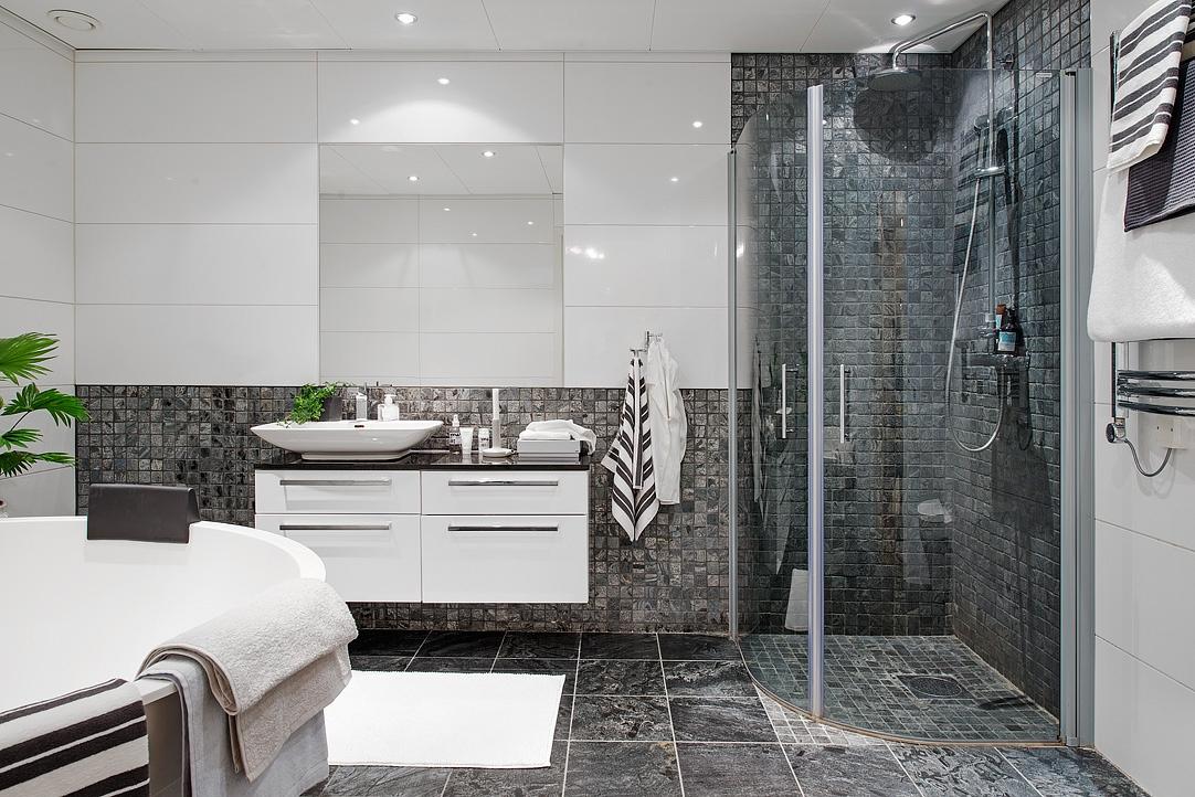 Uređenje kupatila: Tuš u ravni poda  DOM INFO
