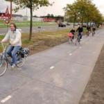 Prva solarna biciklistička staza nalazi se u Amsterdamu