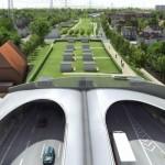Hamburg gradi parkove iznad auto-puteva