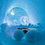Nevjerovatni hotel od leda u Švedskoj