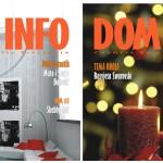 Akcija!!! Časopis DOM INFO poklanja!