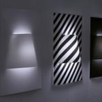 Origami rasvjeta: Zidna lampa od samo jedog lista papira