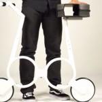 Najmanji električni bicikl