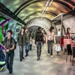Napuštene londonske podzemne željeznice postaju biciklističke staze?