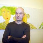 U Banskom dvoru otvorena izložba Nebojše Bosnića
