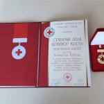 Mlijekoproduktu uručen Srebrni znak Crvenog krsta RS