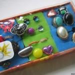 Fantastične uradi sam ideje sa poklopcima od kutija
