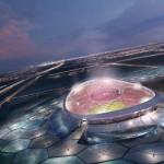 Foster projektuje centralni stadion za Svjetsko prvenstvo u Kataru