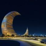 Dubai dobija novi arhitektonski biser – fascinantnu kulu polumjesec