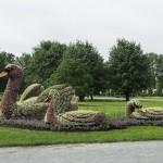 Nevjerovatne skulpture od biljaka