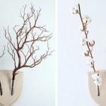 Cvjetni trofeji inspirisani ikebanama