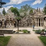 Nevjerovatan dvorac od kamenčića u Francuskoj