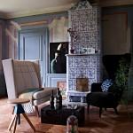 Tradicionalne švedske peći su ukras enterijera