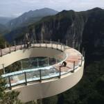Kina ima najduže stakleno šetalište
