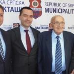 Sporazum o uspostavljanju međusobne saradnje između opština Laktaši i Lehavim