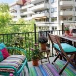 Ideje za uređenje malih terasa i balkona