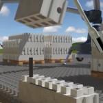Gradnja objekata lego kockicama