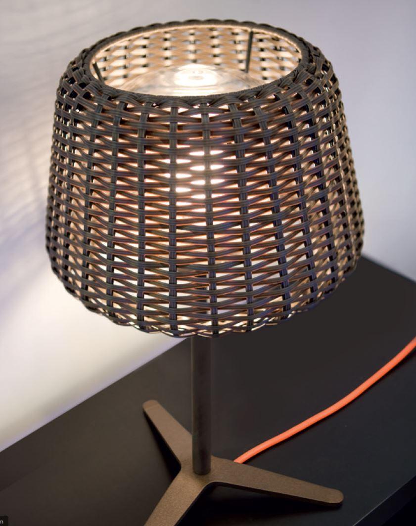 lampa ratan