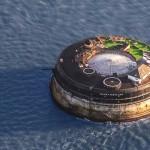 Morska tvrđava pretvorena u luksuzni hotel