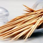 Kreativne ideje za upotrebu čačkalica u kućanstvu