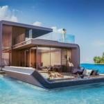 Kuće ispod površine mora u Dubaiju