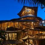 Veličanstvene građevine od bambusa