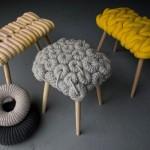 Neobične pletene stolice