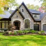 Šarmantna kuća sa bakrenim krovom